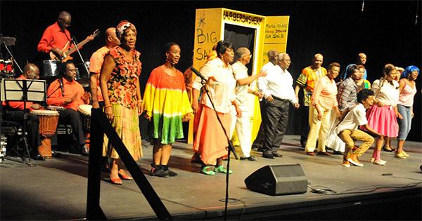 Heritage Singers 5