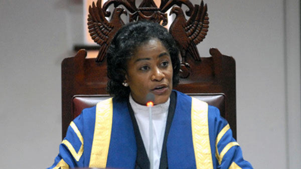 St. Lucia Parliament Speaker Collapses And Hospitalised After Marathon Debate
