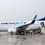 Westjet airline is the second most important in Canada after