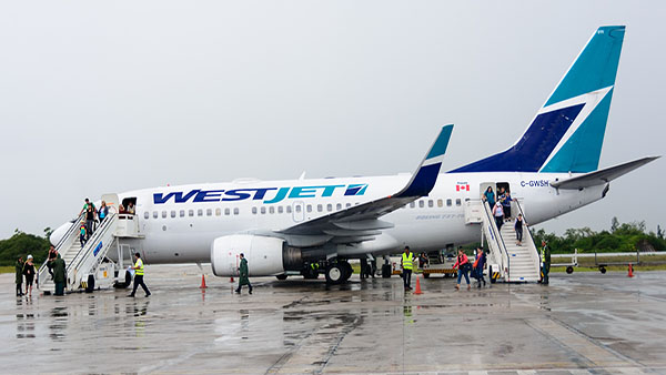 WestJet Begins Direct Flights To Belize From Calgary, Canada