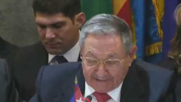Castro Calls For Deeper Relations With CARICOM And An End To Trade Embargo By Washington