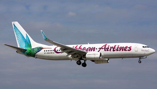 Caribbean Airlines Launches Air Service To Cuba, Intending To Boost Tourism