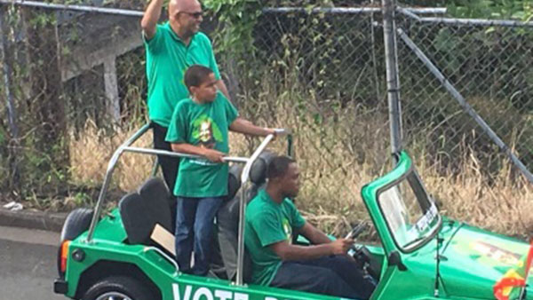 Grenada's Governing Party Looking For Second Consecutive Whitewash At The Polls