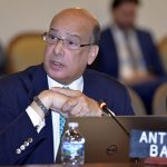 Sir Ronald Sanders is Antigua and Barbuda's Ambassador to the United States and the Organisation of American States (OAS).