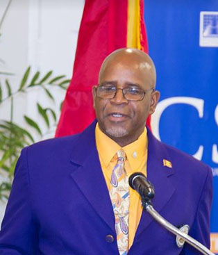 Richard Duncan, Chairman of Grenada's Fiscal Responsibility Oversight Committee (FROC.
