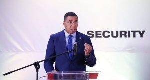 Jamaica's Prime Minister Reshuffles Cabinet