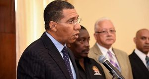Jamaica PM Declares State Of Emergency In Sections Of St. Catherine