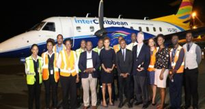 New Airline Launches New Service Linking Dominica And St. Lucia