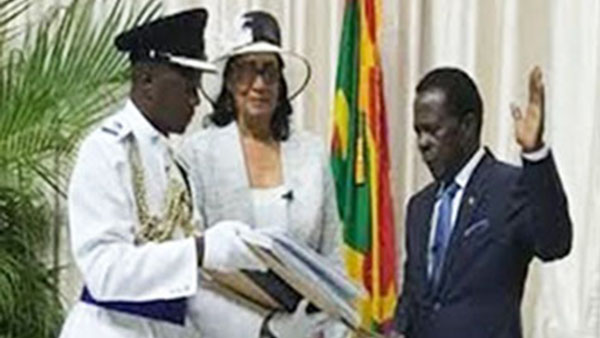 Dr. Keith Mitchell Sworn In As Prime Minister Of Grenada For Fifth Time