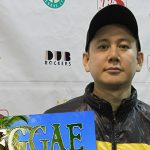 "Eisaku ""Selector A"" Yamaguchi, Executive Producer of 'Reggae Loves Romance' Volume 2. Photo credit: VP Records."