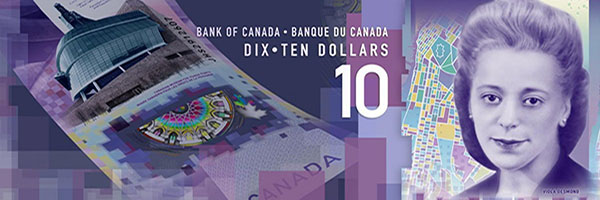 Viola desmond bank note