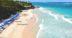 "Barbadians To Protest Attempts To Develop ""Private"" Beach"