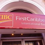 CIBC FirstCaribbean International Bank branch in Bridgetown, Barbados.