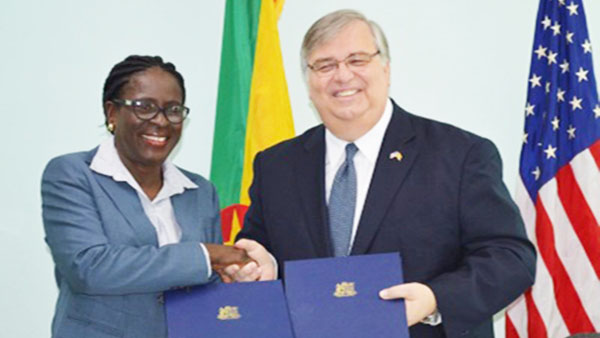 Grenada Signs Open Skies Agreement With United States