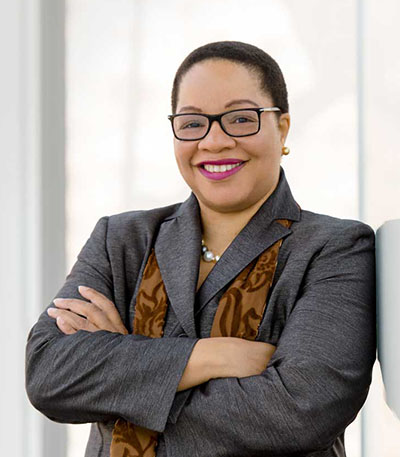 Ryerson University's Equity and Community Inclusion Vice-President, Dr. Denise O'Neil Green. Photo credit: Ryerson University.