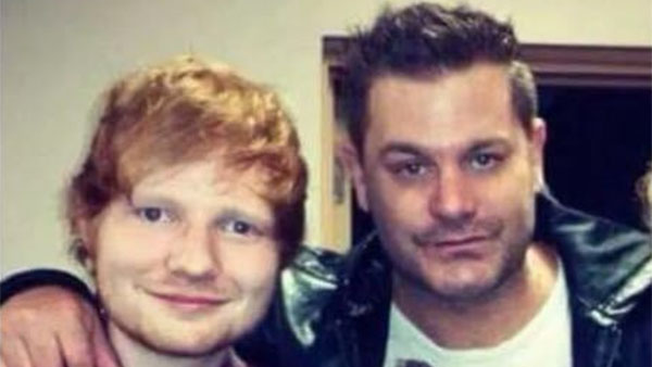 Rift In Ed Sheeran's Family Over New Reggae Album?