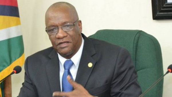 Guyana's Minister Of State Says, Partnership Between Mellon Bank And Citizens Bank Is Sign Of Investors' Confidence