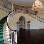 Trump First Mansion -- entry foyer
