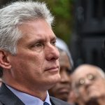 Cuba's new President, Miguel Diaz-Canel, 57, wasn't born when the Fidel Castro-led revolution that over-threw the Battista government, occurred, in 1959. Photo credit: Adalberto Roque/AFP/Getty Images)