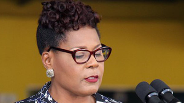 Trinidad President Has Stern Warning For Politicians As Newly-Refurbished Parliament Building Opens