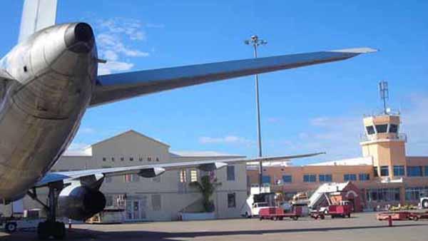 Bermuda D Airport