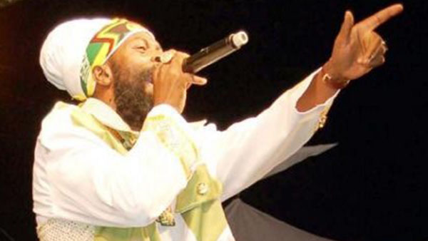 Popular Jamaican Entertainer, Capleton, Arrested And Charged