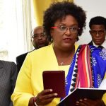 Barbados' First Female Prime Minister, Mia Mottley, And New Cabinet Sworn In