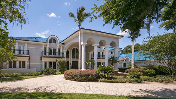 """Big Price On Shaquille O'Neal's Big Florida House"""