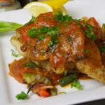 Escoveitch Red Snapper Filet