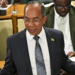 Minister of National Security, Dr. Horace Chang, makes his contribution to the 2018/19 Sectoral Debate in Jamaica's House of Representatives, on June 12. Photo credit: Rudranath Fraser/JIS.
