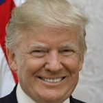 US President Donald J. Trump, pictured in October 2017.  (Official White House photo by Shealah Craighead).
