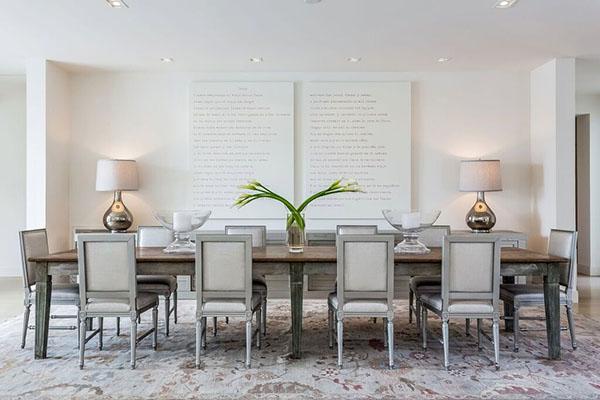 Shakira -- dining room