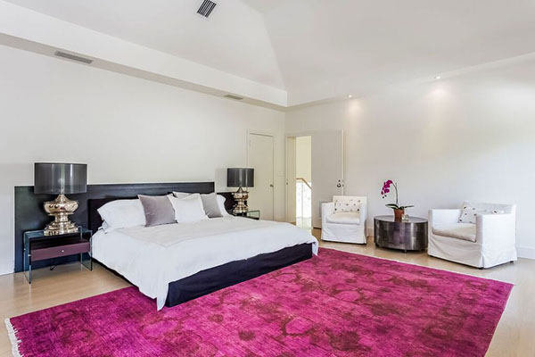 Shakira -- master bedroom