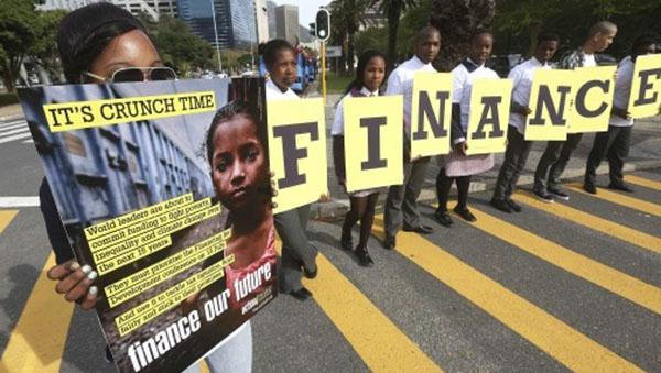 Closing Africa's Wealth Gap