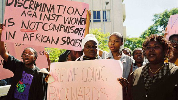 Zimbabwe's Long Road To Gender Parity