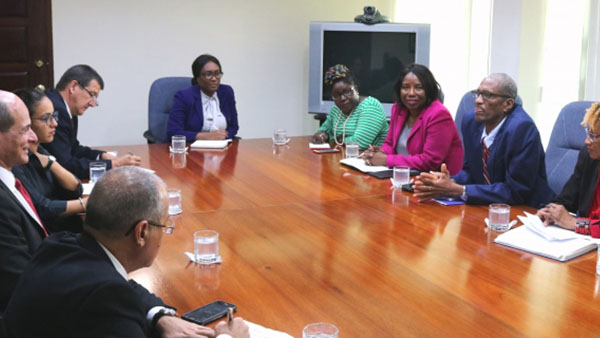 CARICOM And Cuba Agree To Strengthen Relations In Key Areas Of Cooperation