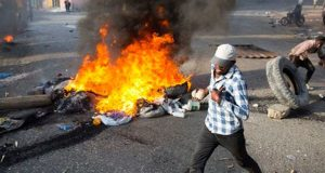 Protests Force Haitian Government To Suspend Fuel Price Hike