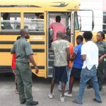 Haitians arrested