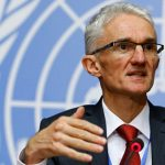 Mark Lowcock, the United Nations (UN) Under-Secretary-General for Humanitarian Affairs and Emergency Relief Coordinator, completed his first official mission to Haiti and Panama, last Friday.