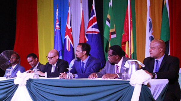 OECS Environment Ministers Agree On Unified Approach To Tackle Climate Change Issues