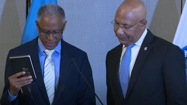 CCJ's New President Hopes All CARICOM Nations Will Join Court's Appellate Jurisdiction