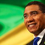 Jamaica Prime Minister On Official Visit To Japan