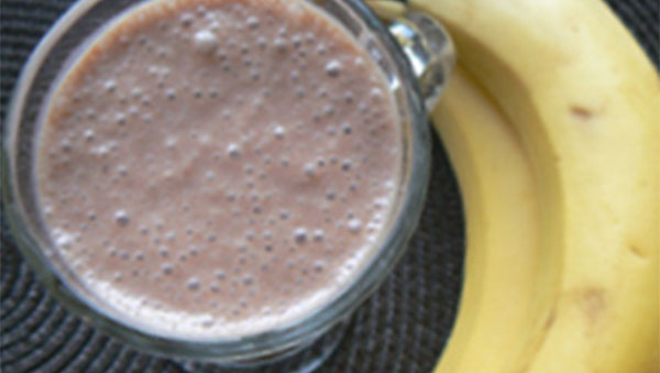 Pick-Me-Up Chocolate Soy Smoothie