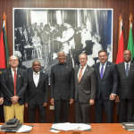Guyana's Oil Sector And Energy Issues Discussed With Members Of Visiting US Delegation