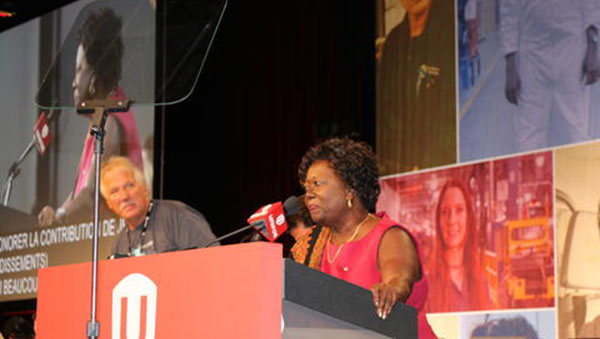 Canada's First Black Female Member Of Parliament, Jean Augustine, Honoured With Nelson Mandela Award