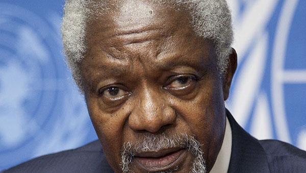 Former UN Secretary General, Kofi Annan, Passes; Caribbean Leaders Pay Tribute
