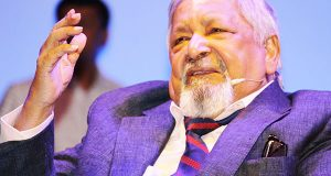 Trinidad-Born Novelist And Nobel Prize Winner, Sir V.S. Naipaul, Dead, Six Days Shy Of 86th. Birthday