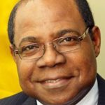 Jamaica's Minister Of Tourism, Edmund Bartlett, Wins Champions In Challenge Award