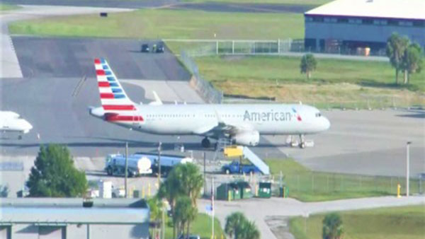 Trinidad National Arrested After Unlawfully Boarding Passenger Jet In Florida