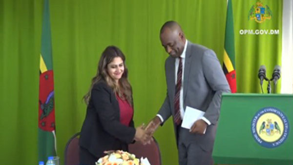 Canada Provides Funds For Development Projects In Dominica
